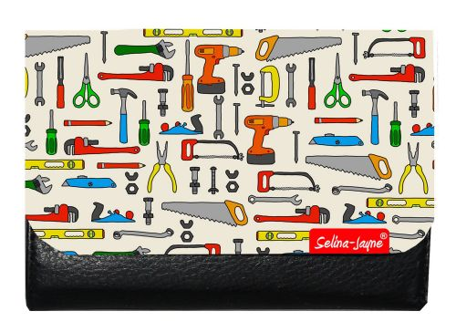 Selina-Jayne DIY Tools Limited Edition Designer Small Purse